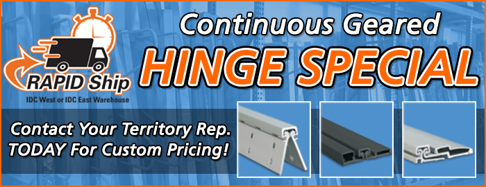 Continuous Hinge Special